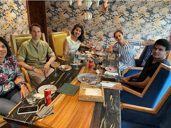 Here's how Taapsee Pannu celebrated boyfriend Mathias Boe's birthday