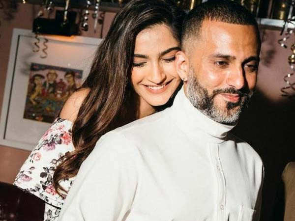 Sonam Kapoor's birthday message for Anand Ahuja will make your hearts melt
