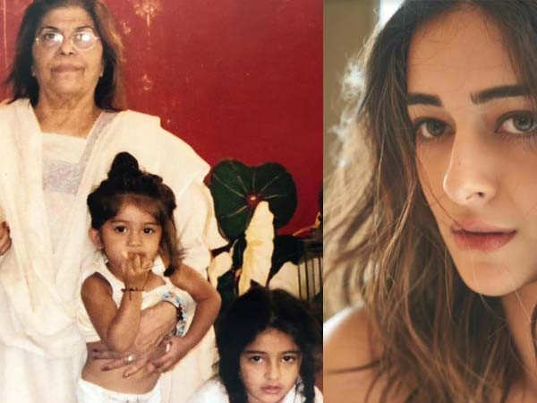 Ananya Panday's heartwarming post for her late grandmother