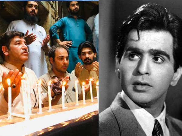 Dilip Kumar's fans offer funeral prayers at his ancestral home in Pakistan