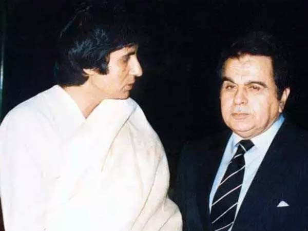 Throwback: When Dilip Kumar demanded silence on the sets of Shakti
