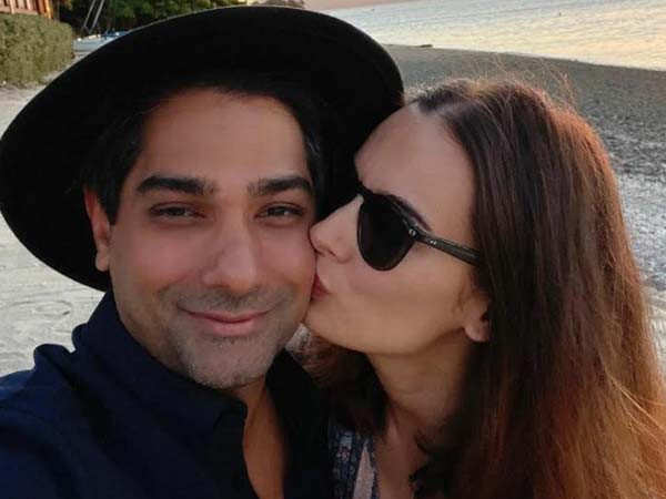 Evelyn Sharma and husband Tushaan Bhindi are expecting their first child