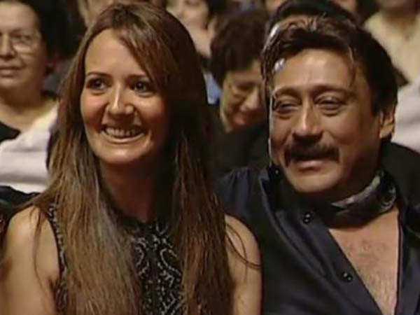 When Jackie Shroff's wife Ayesha Shroff came to his rescue
