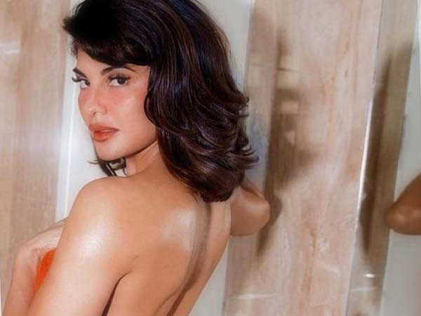 Jacqueline Fernandez's bold photoshoot comes with an inspiring message