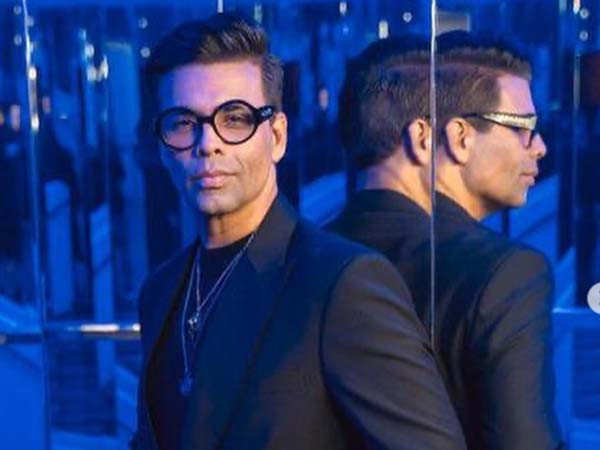 Karan Johar gets back to the director's chair after 5 years
