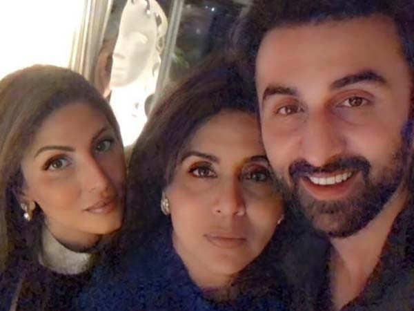 Riddhima Kapoor Sahni says Neetu Kapoor will be a chilled out mother-in-law