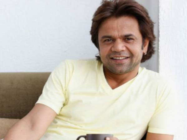 Rajpal Yadav adds his father's name to his