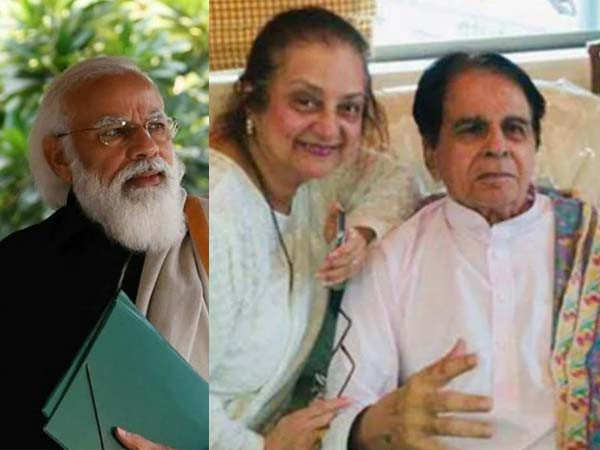 Saira Banu thanks PM Narendra Modi for his gracious morning condolence call
