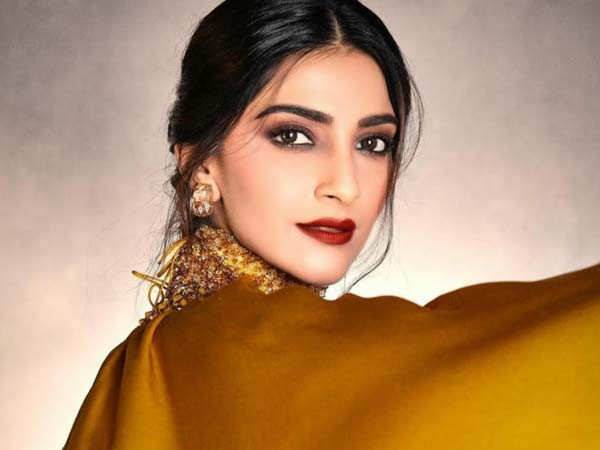 Sonam Kapoor Ahuja says that the pay gap between male and female stars is ridiculous