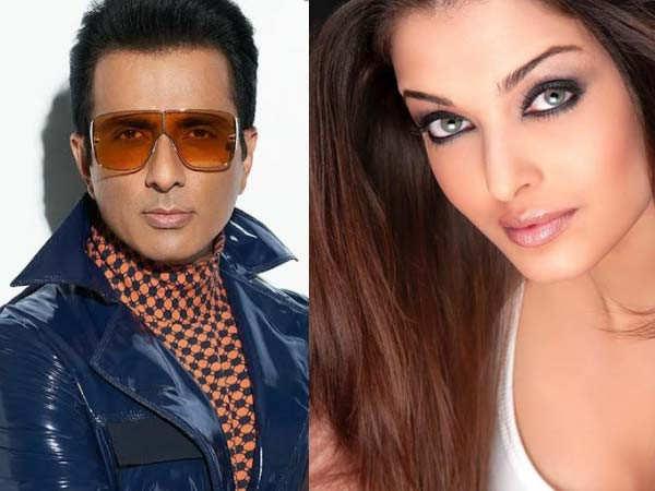 When Aishwarya Rai Bachchan thought birthday boy Sonu Sood looks like Big B