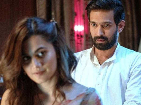 Disagree with everyone who says it was not a nice film - Vikrant Massey on Haseen Dillruba
