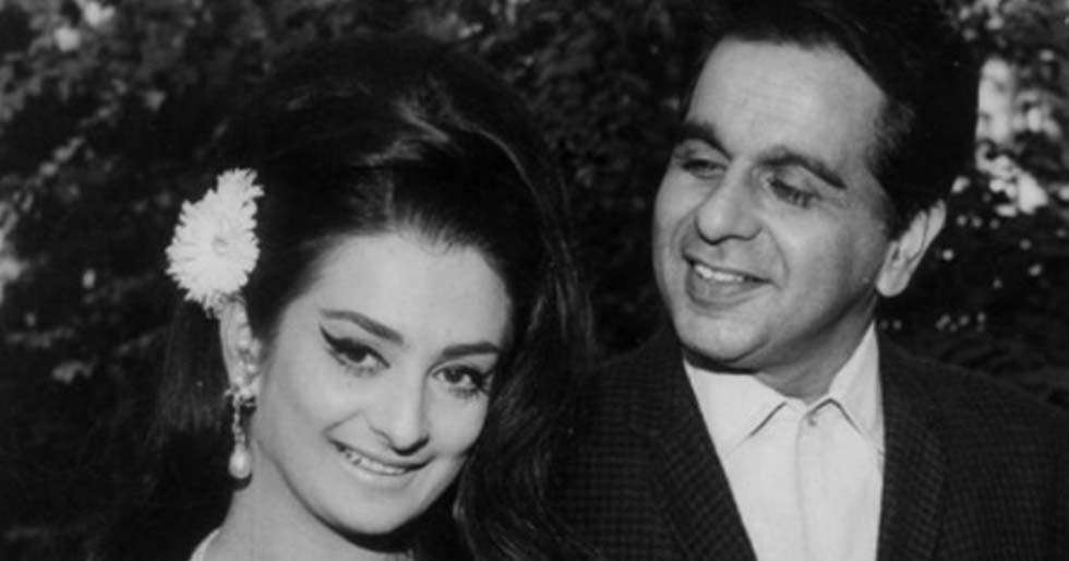 These were Saira Banu's first few words after Dilip Kumar's death