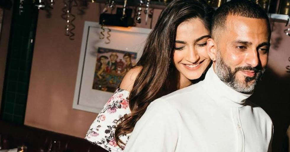 Sonam Kapoorâs birthday message for Anand Ahuja will make your hearts melt
