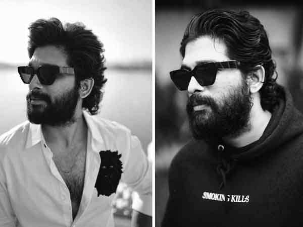Allu Arjun's Black-And-White Click Will Surely Make You Think