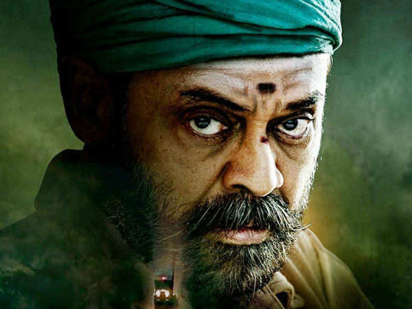 Venkatesh says that Narappa is his most challenging role as yet