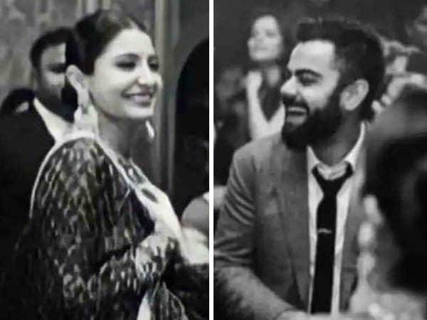 Unseen pictures of Virat Kohli, Anushka Sharma from Zaheer Khan and Sagarika Ghatge's wedding