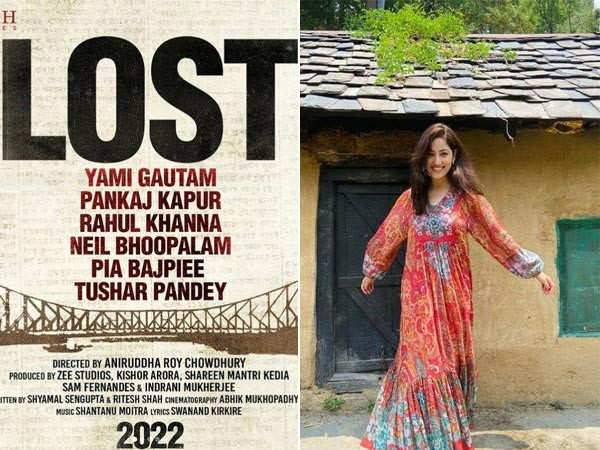 Yami Gautam's Next To Be An Investigative Drama Titled Lost