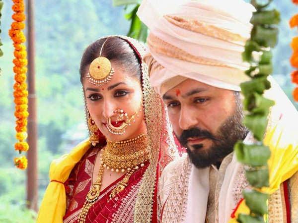 Yami Gautam Spills The Beans On How She Started Dating Aditya Dhar