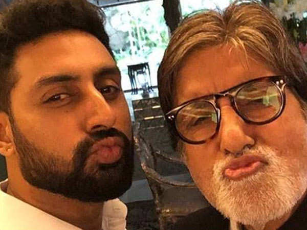 Abhishek Bachchan opens up on battling COVID-19 alongside Amitabh Bachchan