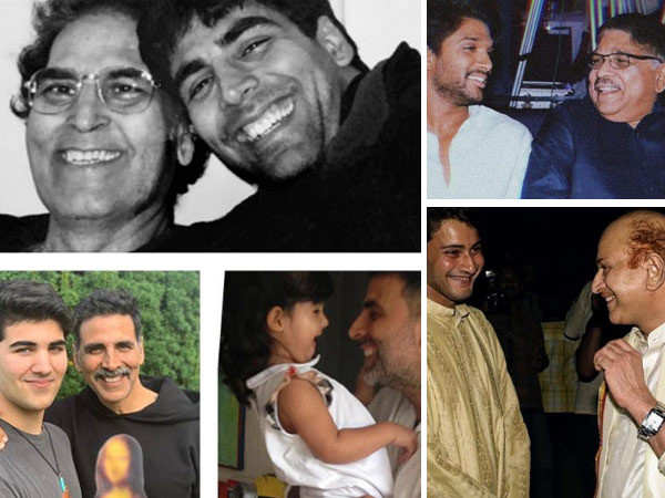 Akshay Kumar, Allu Arjun, Mahesh Babu, and Shraddha Kapoor's special Father's Day post