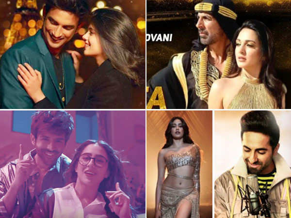 New Bollywood Songs We Can't Stop Listening To