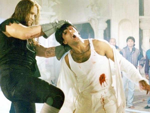 Akshay Kumar makes a big revelation about fighting The Undertaker in Khiladiyon Ka Khiladi