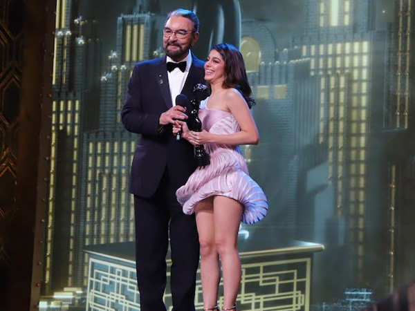 Kabir Bedi advices Alaya F on love and marriage during their Instagram live  | Filmfare.com