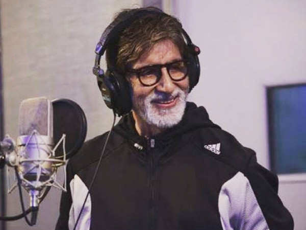 Early pack-up lifts Amitabh Bachchan's mood