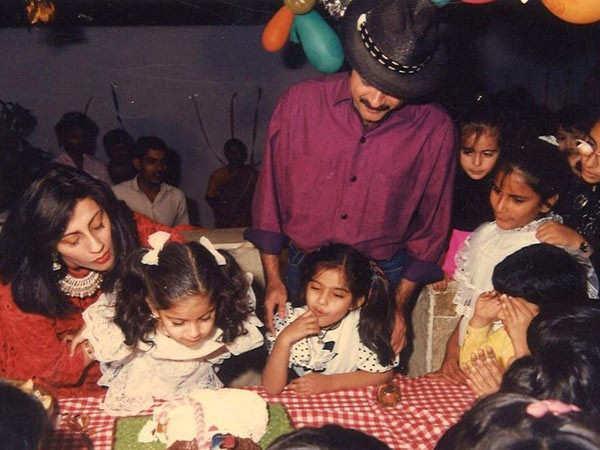Anil Kapoor goes nostalgic in his birthday message to daughter Sonam Kapoor Ahuja