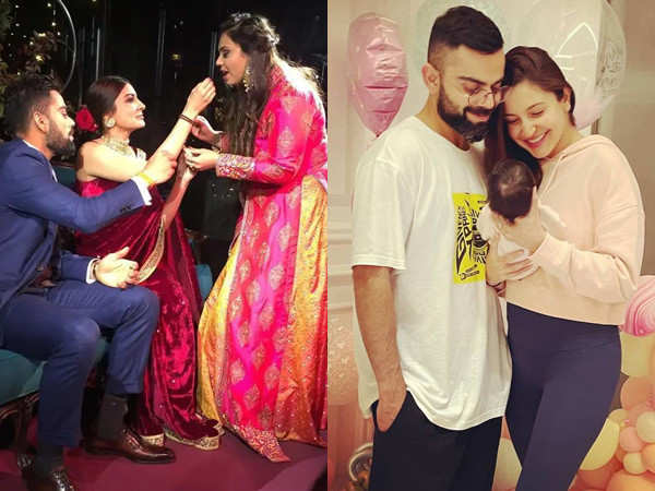 Virat Kohli's Sister Bhawna Clarifies Why She Won't Reveal Vamika's Picture