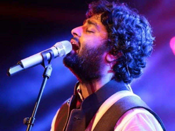 Arijit Singh to hold a virtual concert to raise funds for COVID relief