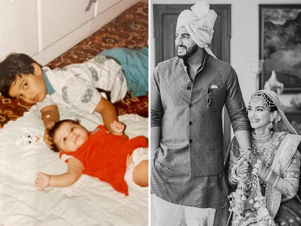 Anshula Kapoor and Sonam Kapoor Ahuja's sweet birthday wish for Arjun Kapoor