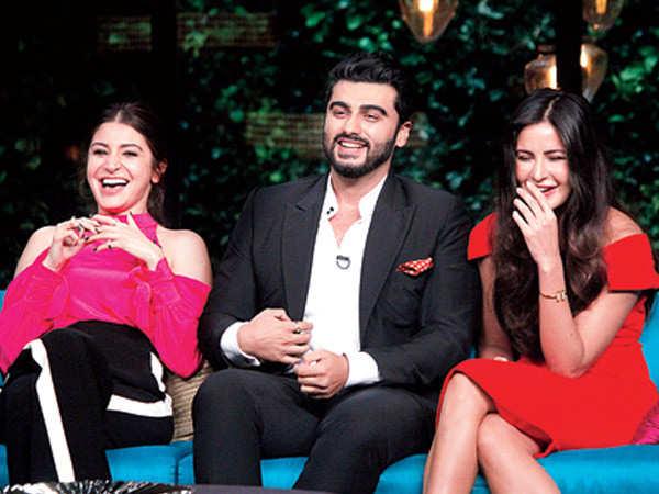 Janhvi Kapoor, Anushka Sharma, Katrina Kaif's sweet birthday wishes for Arjun Kapoor