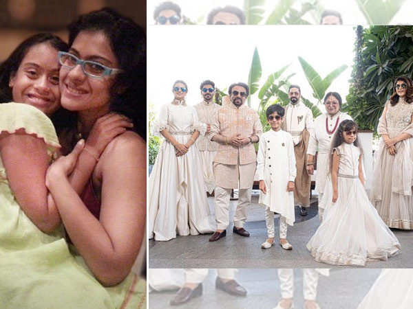 Kajol and Ayushmann Khurrana's Father's Day posts are heart-warming indeed