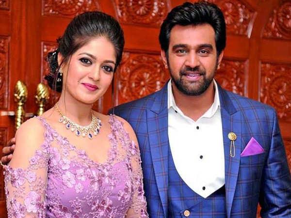 Late Chiranjeevi Sarja's wife Meghana Raj remembers the actor on his 1st death anniversary