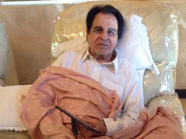Saira Banu gives an update on Dilip Kumar's condition, says he is stable