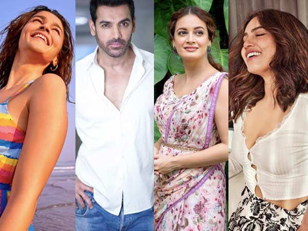 Celebs who are doing their bit for the environment