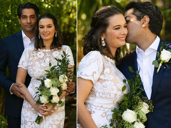 Evelyn Sharma gets married to beau Dr Tushaan Bhindi, spills the beans about her wedding day