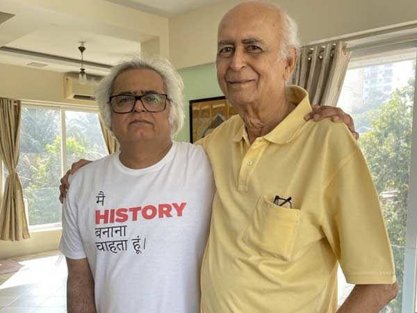 Hansal Mehta shares an emotional post as he copes with the loss of his father