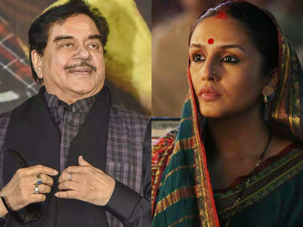 Shatrughan Sinha Showers Huma Qureshi With Praises For Her Act In Maharani