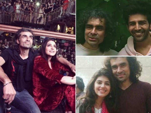 Anushka Sharma, Kartik Aaryan, Sanjana Sanghi wish Imtiaz Ali with special posts