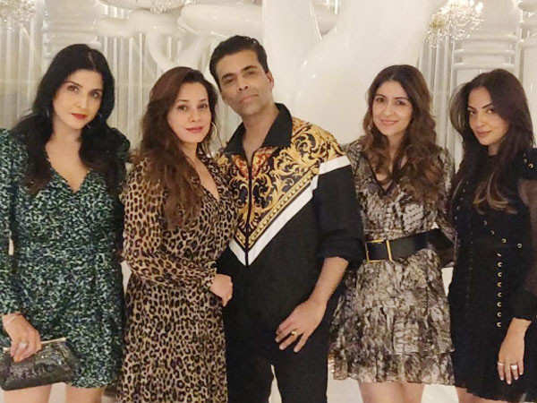Here's how Karan Johar came up with the idea of Fabulous Lives of Bollywood Wives