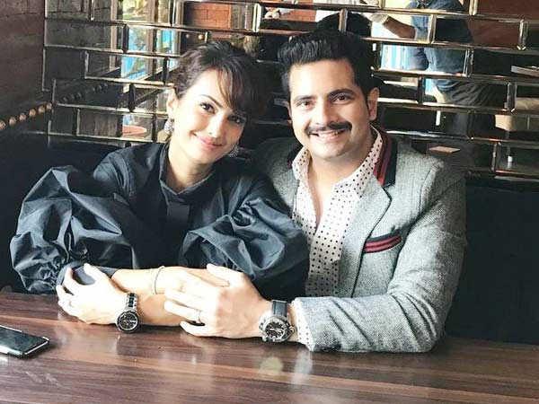 Karan Mehra denies cheating on wife Nisha Rawal, calls the allegations baseless