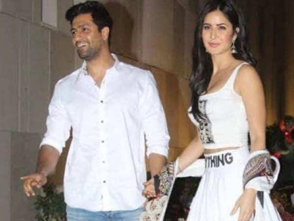 Harsh Varrdhan Kapoor confirms that Katrina Kaif and Vicky Kaushal are dating