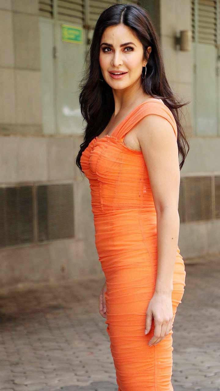 Katrina Kaif rocking monotone outfits