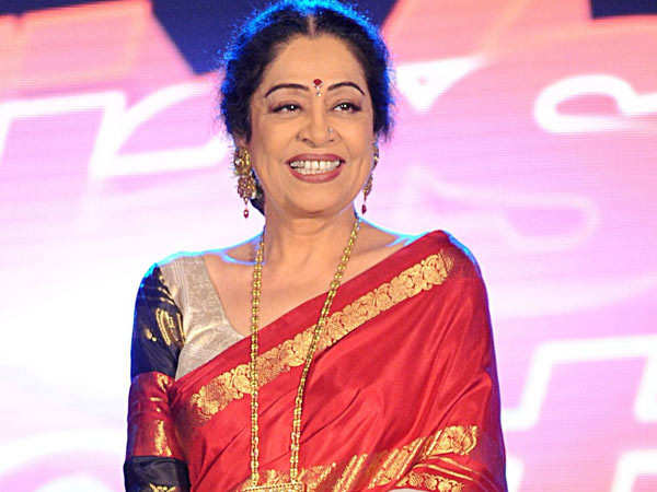 Kirron Kher thanks her fans for their birthday wishes with this adorable video