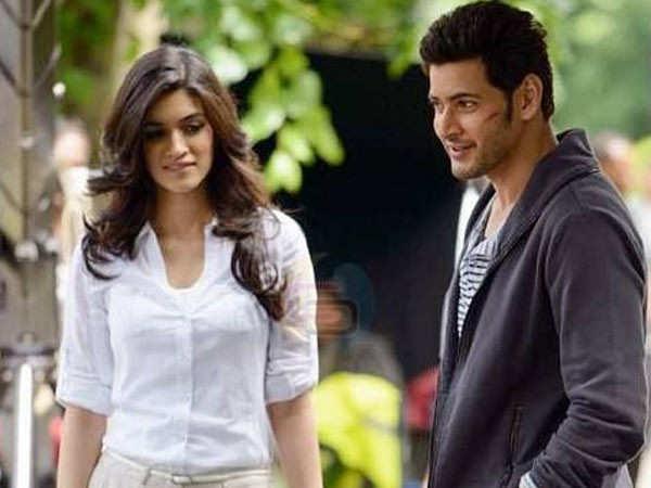 Kriti Sanon On Her First Co-Star Mahesh Babu