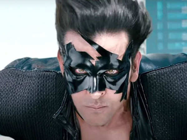 Hrithik Roshan leaves fans excited for Krrish 4 with his latest video
