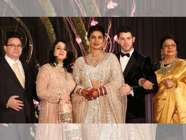 Nick Jonas, Hrithik Roshan and more with Madhu Chopra on her birthday