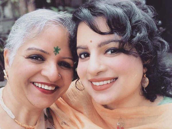 Mallika Dua pens a heartbreaking note for her late mother Padmavati Dua